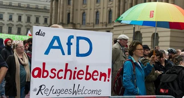 Anti-AfD-Demo im November in Berlin (DPA Archiv)