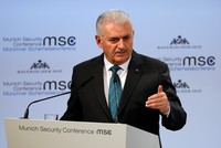 Turkey's fight against terrorism ensures Europe's security, PM Yıldırım says