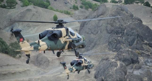تركيا تبيع 30 مروحية مقاتلة محلية الصنع لباكستان