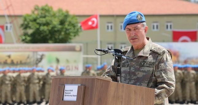 أقار: عملياتنا داخل تركيا وعلى الحدود مستمرة حتى القضاء على آخر إرهابي
