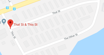 Canadian town runs out of creative street names