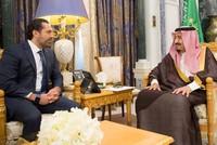 Former Lebanese PM Hariri returns to Saudi Arabia after visiting UAE