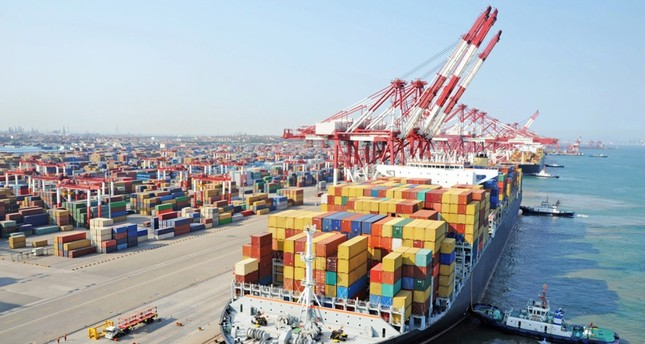 Turkish exports soar by 8.2 pct in first half of year