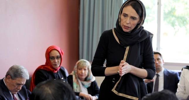 رئيسة وزراء نيوزيلندا تطلب من ترامب التعاطف مع المسلمين
