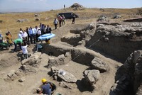The discovery of an over 2,000-year-old dam and archaeological mound in central Turkey's Çorum is expected to bring in a new influx of tourists to the region.