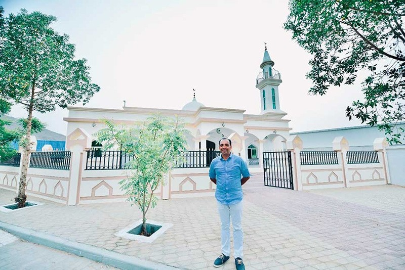 Photo from Saji Cheriyan via Gulf News