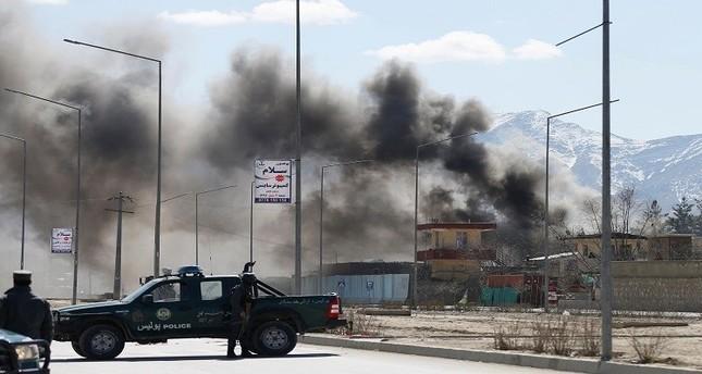 مقتل 3 وإصابة 5 في هجوم انتحاري بالمنطقة الدبلوماسية في كابول