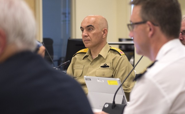 Admiral seeking asylum to US after failed coup attended NATO meeting