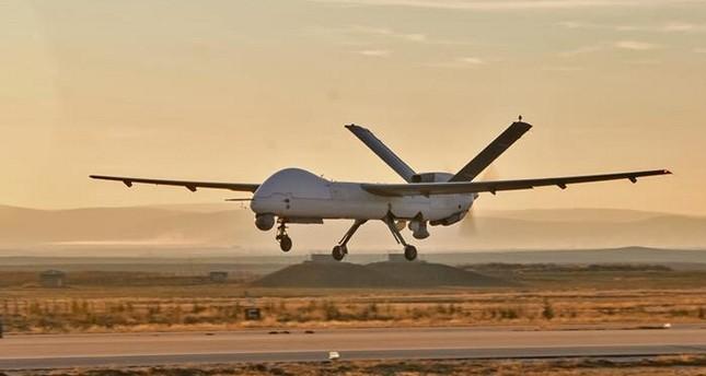 تزويد طائرة العنقاء التركية برادارات محلية الصنع