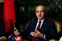 Kurtulmuş meets Tajani, says EP's Turkey report 'non-binding, insulting'