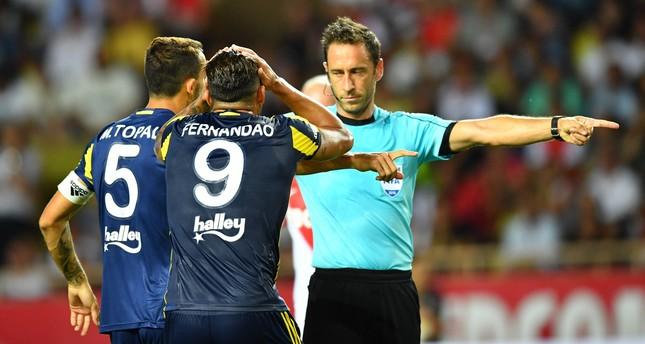 Fenerbahçe bids farewell to UEFA Champions League after Monaco defeat