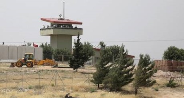 وزارة الدفاع التركية تعلن بدء تحليق طائرات مسيرة شمالي سوريا لتأسيس المنطقة الآمنة