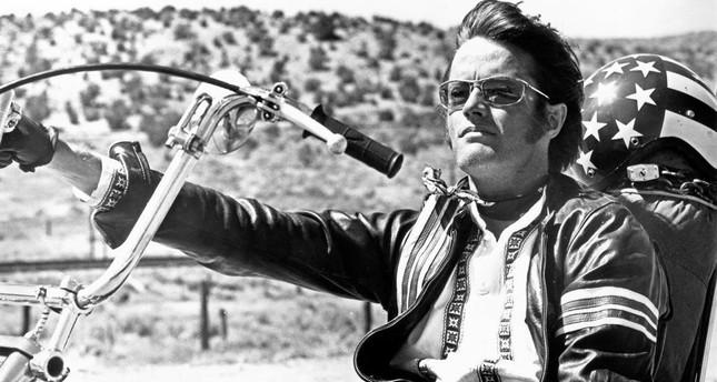 """""""Easy Rider-Star Peter Fonda gestorben"""