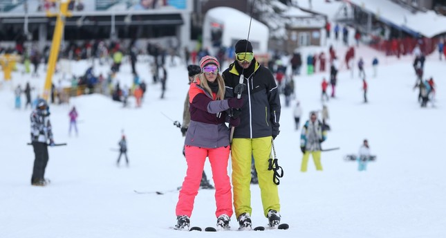 Grab your jacket: It's winter festival time at Mt. Uludağ