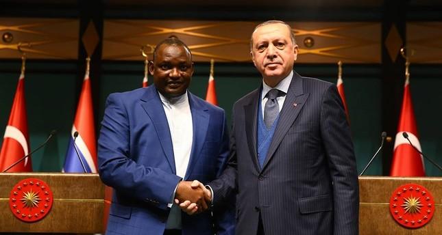 أردوغان: تسريع الأصدقاء في إفريقيا اتخاذ تدابير ضد غولن في صالحهم