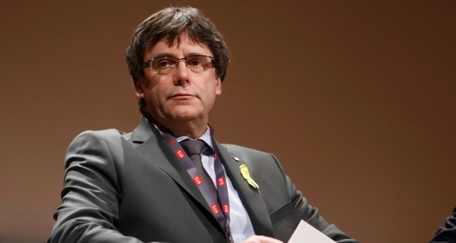 Ex-Catalan leader Puigdemont to represent separatist party in EU polls