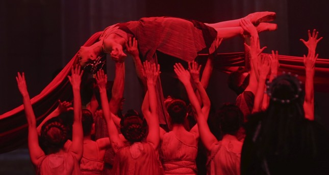 State Opera and Ballet's 'Troy' to be performed at Bolshoi