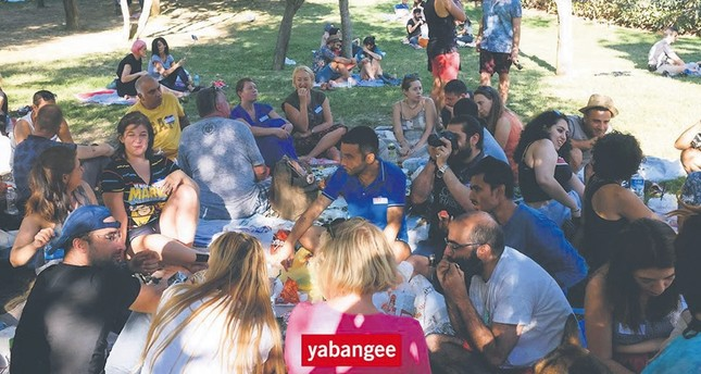 Yabangee potluck picnic will take place on Aug. 18 at Maçka Park.
