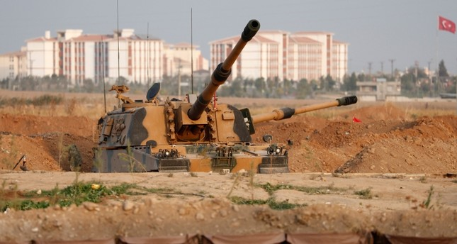Turkey monitors withdrawal of YPG/PKK from Syria