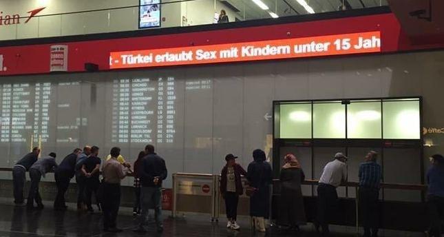 بمساعي دبلوماسية وللمرة الثانية.. تركيا تزيل خبرا مسيئاً لها بـمطار فيينا