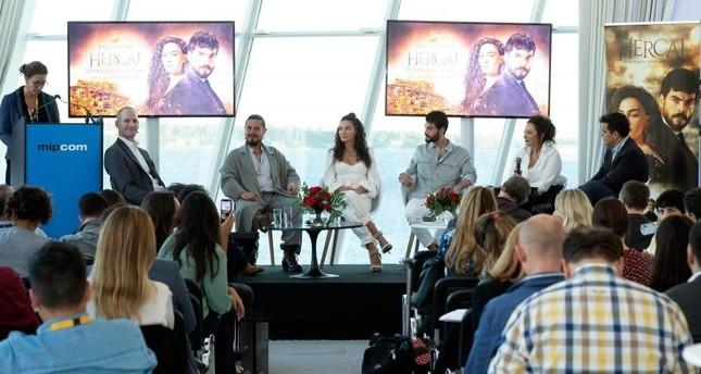 Turkish series storm Cannes MIPCOM TV expo