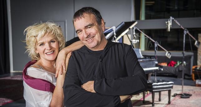 Francesca Gagnon and Rene Dupere.