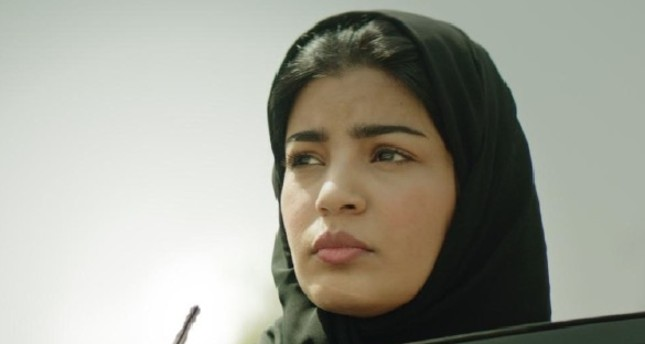 "Haifaa al-Mansour is one of the two women directors  vying for the top prize with ""The Perfect Candidate."""