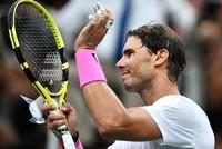 Rafael Nadal in shock withdrawal from Paris Masters semifinal