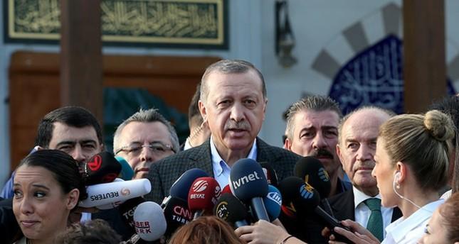أردوغان: من الممكن تمديد الهدنة في سوريا حال نجاحها خلال العيد