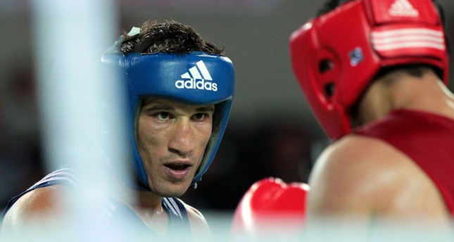 Turkish boxer provisionally suspended after failing Olympic doping retest