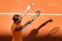 Nadal beats old rival Djokovic in Rome semifinals