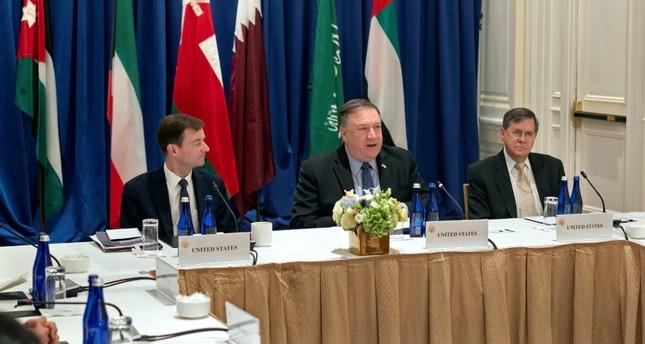وزير الخارجية الأمريكي يبحث تشكيل تحالف الشرق الأوسط الإستراتيجي