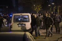A man fired a few rounds of a rifle into the air in front of the American embassy early Tuesday, hours after the Russian ambassador to Turkey was assassinated in Ankara, police said. Amid the...