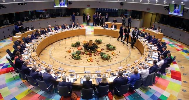 EU membership talks with Tirana, Skopje blocked