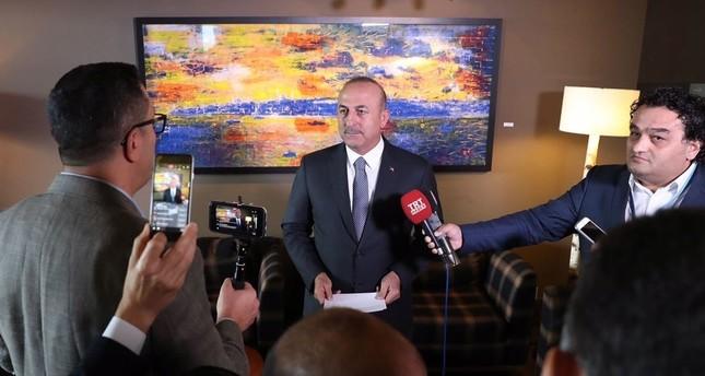 Çavuşoğlu: Wir werden nicht ewig über Zypern-Frage verhandeln