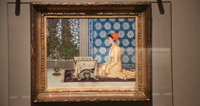Музей исламского искусства Малайзии купил картину турецкого художника за 7,4$ млн
