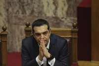 Greek PM survives confidence vote with next challenge looming