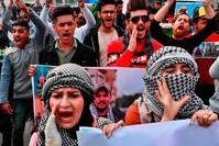 الاحتجاجات متواصلة في شوارع بغداد الأناضول