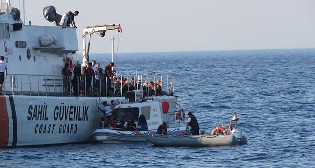 الأمن التركي يضبط 103 مهاجرين غير نظاميين غربي البلاد