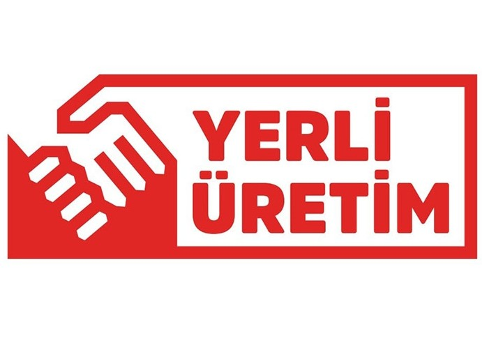 Logo marking locally-made goods unveiled by Turkish Trade Ministry.