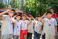 Istanbul Summer Scout Camp welcomes youngsters from 10 countries