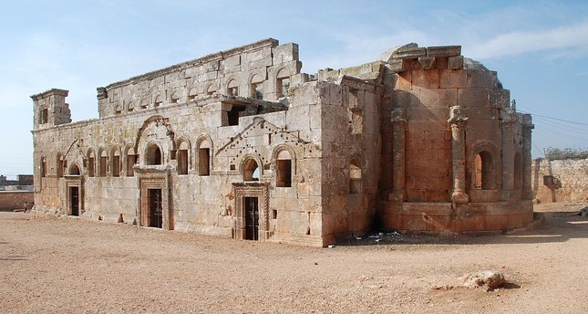 Notre Dame's architecture inspired by 5th-century gothic church in Syria's Idlib