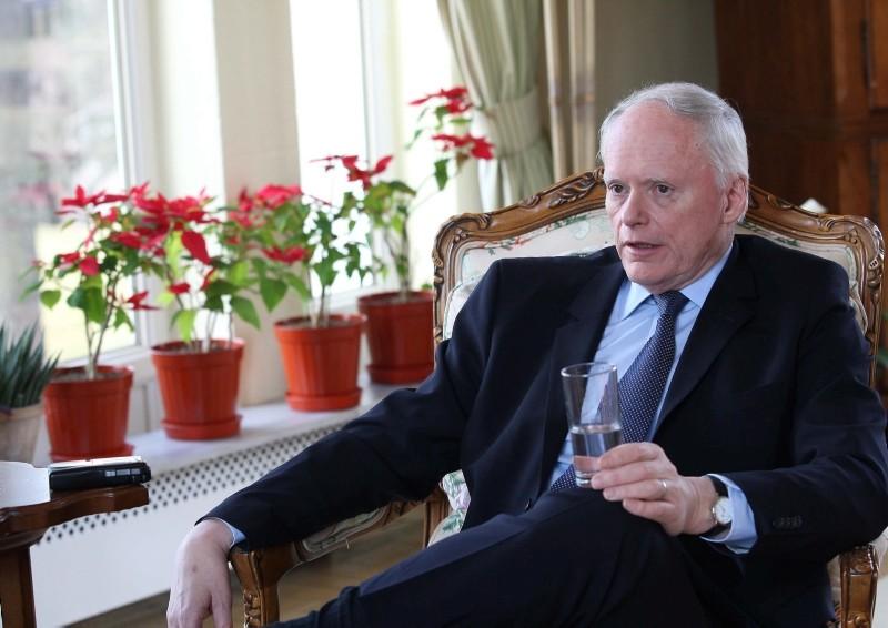 U.S. Special Representative for Syria James Jeffrey. (File Photo)