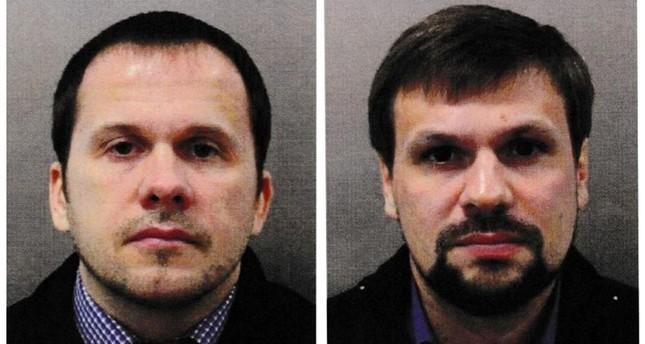 المتهمان الروسيان في قضية سكريبال يطالبان الحكومة البريطانية بالاعتذار