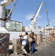 Türkei kommt Katar mit Lebensmitteln zur Hilfe