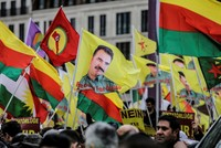 PKK sympathizers cause chaos in western Germany's Duisburg