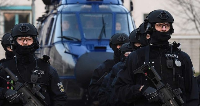 Bericht: 15 Todesopfer durch deutsche Polizei in 2017