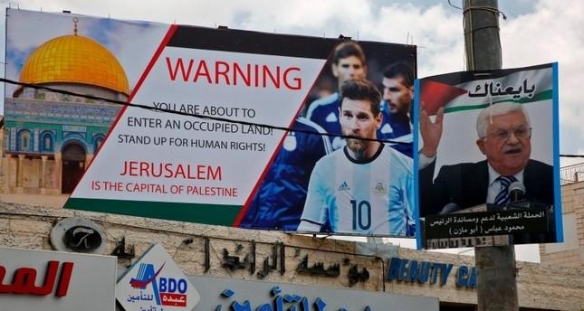 الضغوط الفلسطينية تنجح في إلغاء مباراة الأرجنتين مع إسرائيل بالقدس