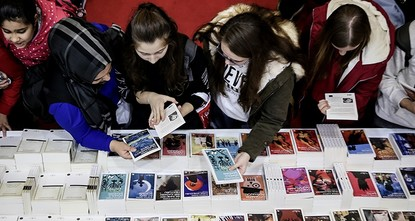 Istanbul book fair attracts 611,000 visitors