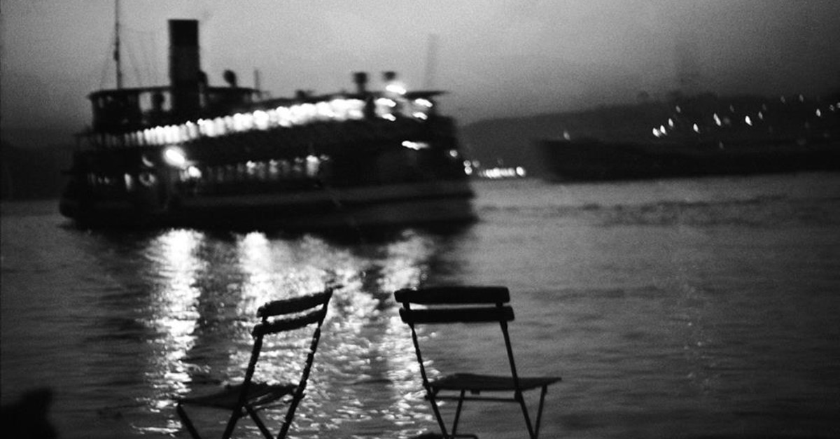 One of the many Istanbul photos shot by the late doyen Ara Gu00fcler.